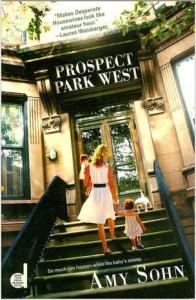 """Cover, """"Prospect Park West"""""""
